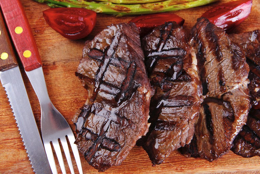 Steak Marinade: Bold Marinade