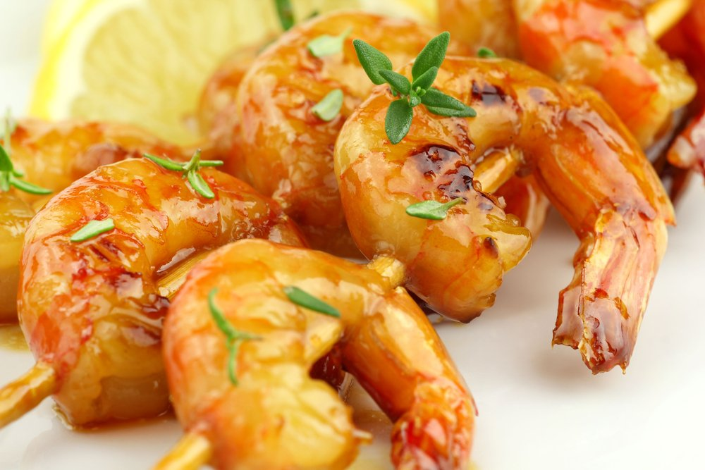 Sweet & Sour Shrimp