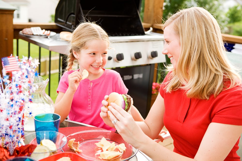 Avoid Overeating 4th of July