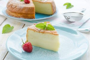 HCG-Approved Phase 3 - Cheesecake