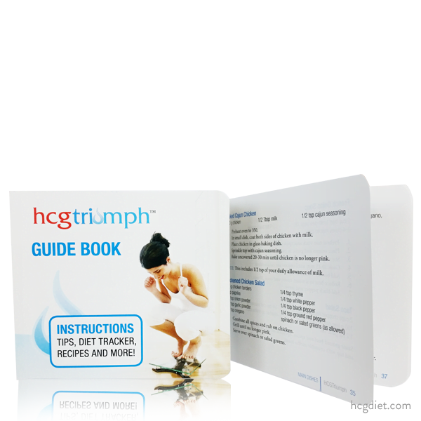 HCG Diet guide book