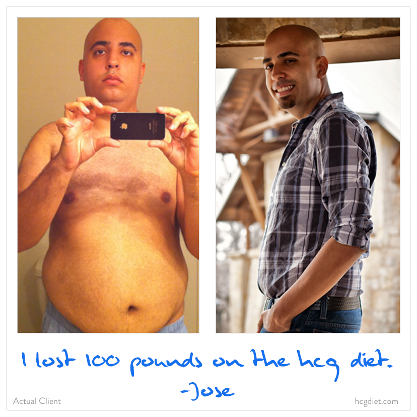 Jose Lost 100lbs