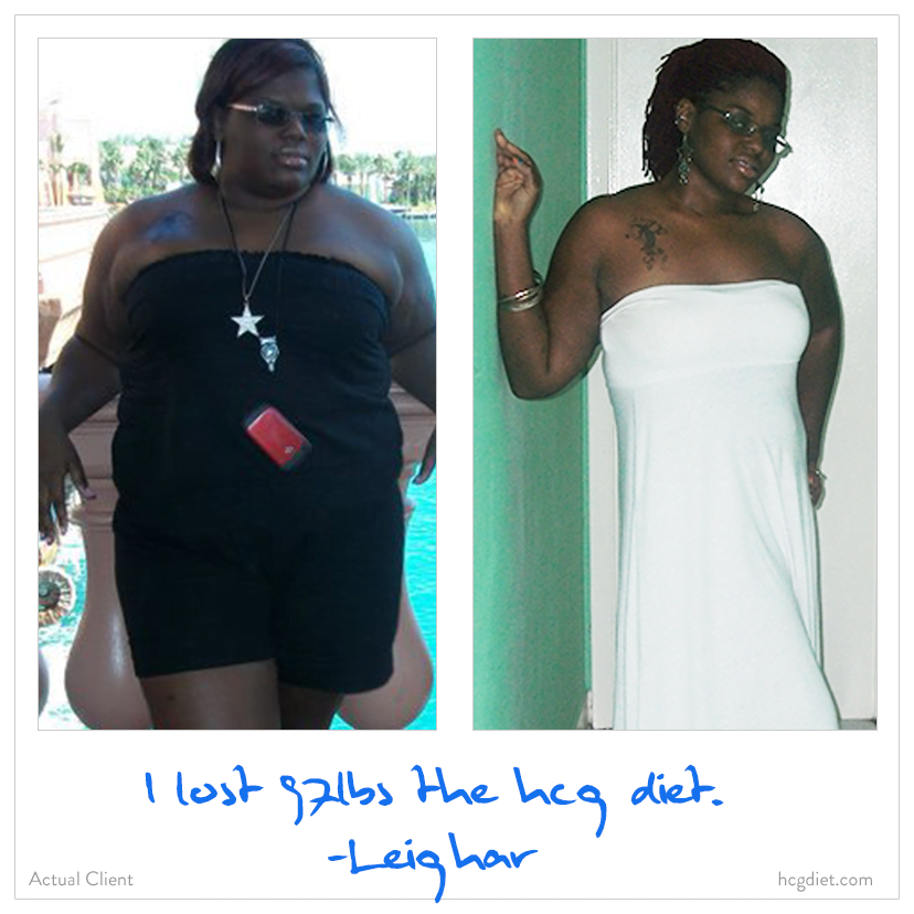 Leighar Lost 97lbs