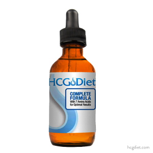 Dosage for HCG Drops