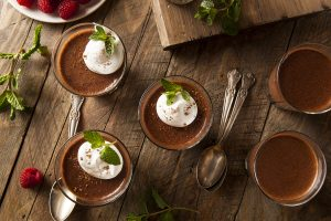 HCG-APPROVED PHASE 3 – HOT CHOCOLATE PUDDING
